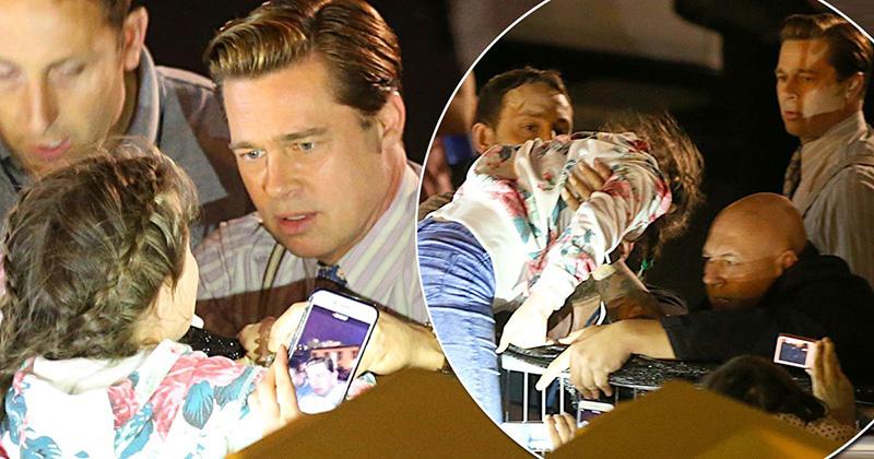 Brad-Pitt-recata-a-una-chica-en-canarias